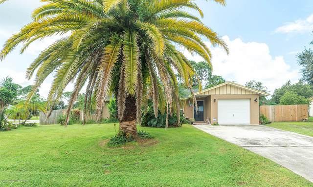 1126 Dunham Street SE, Palm Bay, FL 32909 (MLS #885735) :: Engel & Voelkers Melbourne Central