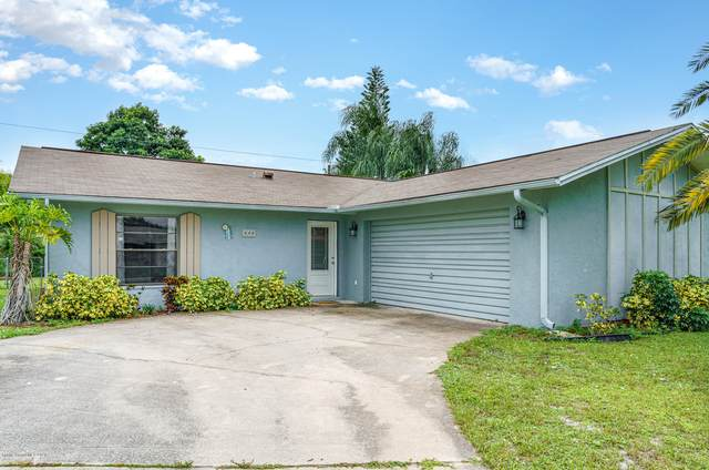 249 Brandt Avenue NE, Palm Bay, FL 32907 (MLS #885737) :: Blue Marlin Real Estate