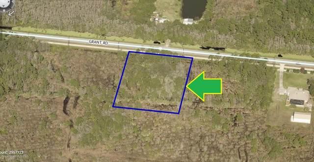 0000lot340 Grant Road, Grant, FL 32949 (MLS #885748) :: Armel Real Estate