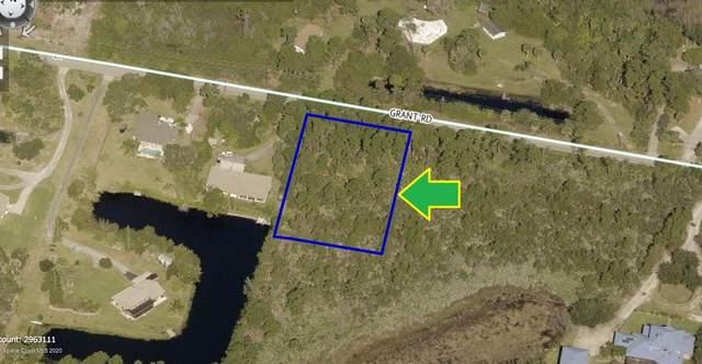 000lot5.01 Grant Road, Grant, FL 32949 (MLS #885749) :: Premier Home Experts