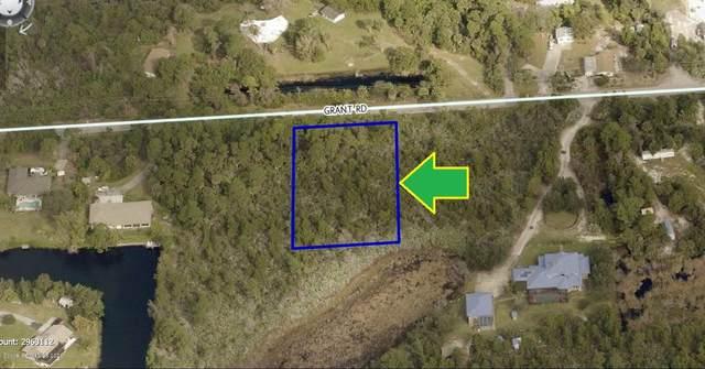 000lot5.02 Grant Road, Grant, FL 32949 (MLS #885751) :: Premier Home Experts