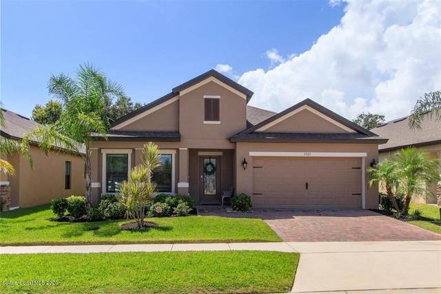 3925 Harvest Circle, Rockledge, FL 32955 (MLS #885754) :: Engel & Voelkers Melbourne Central