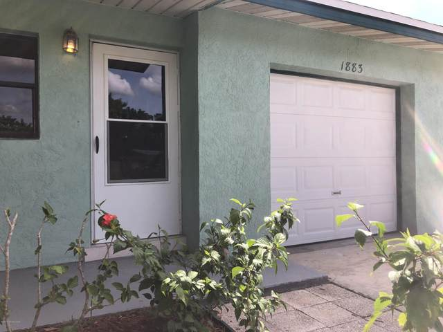 1883 Wallace Avenue, Melbourne, FL 32935 (MLS #885755) :: Premium Properties Real Estate Services