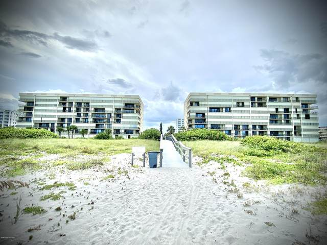 1830 N Atlantic Avenue C-102, Cocoa Beach, FL 32931 (MLS #885757) :: Armel Real Estate