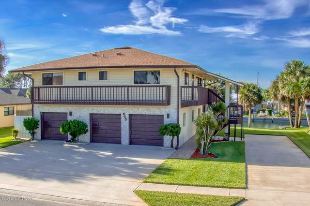 645 Anderson Court, Satellite Beach, FL 32937 (MLS #885769) :: Engel & Voelkers Melbourne Central