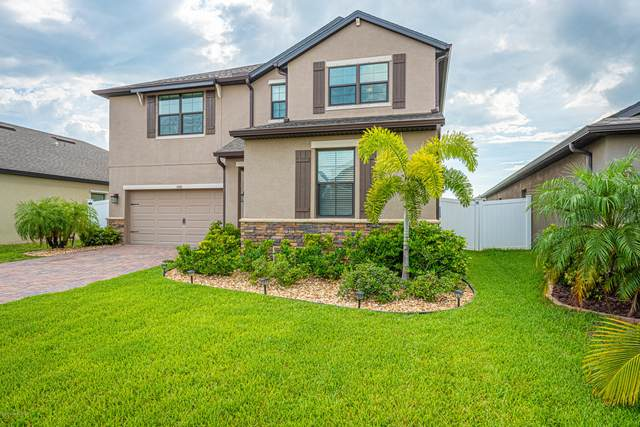 1606 Fuji Drive, Melbourne, FL 32940 (MLS #885782) :: Blue Marlin Real Estate