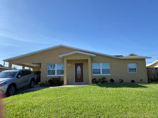 815 Juniper Lane, Melbourne, FL 32901 (MLS #885788) :: Premium Properties Real Estate Services