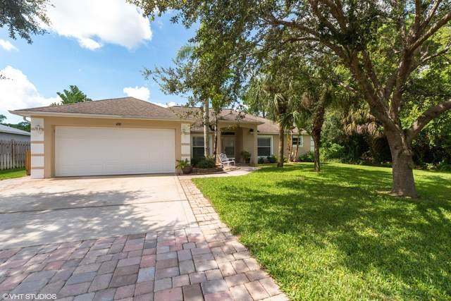 492 Aviation Avenue NE, Palm Bay, FL 32907 (MLS #885804) :: Blue Marlin Real Estate