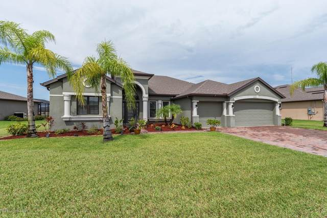 3372 Rushing Waters Drive, West Melbourne, FL 32904 (MLS #885840) :: Blue Marlin Real Estate