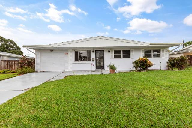 743 Badger Drive NE, Palm Bay, FL 32905 (MLS #885841) :: Blue Marlin Real Estate