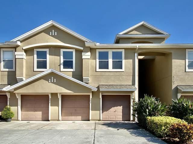 4107 Meander Place #102, Rockledge, FL 32955 (MLS #885842) :: Engel & Voelkers Melbourne Central