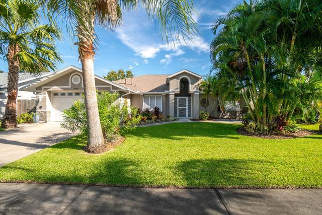 2008 Thistle Drive, Melbourne, FL 32935 (MLS #885843) :: Blue Marlin Real Estate