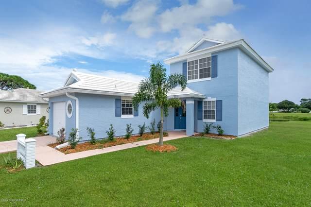 1013 Goldenrod Circle NE, Palm Bay, FL 32905 (MLS #885857) :: Armel Real Estate
