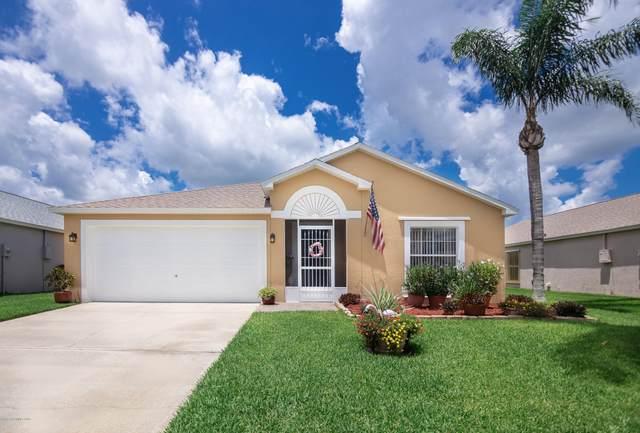 160 Wickham Lakes Drive, Viera, FL 32940 (MLS #885859) :: Premium Properties Real Estate Services