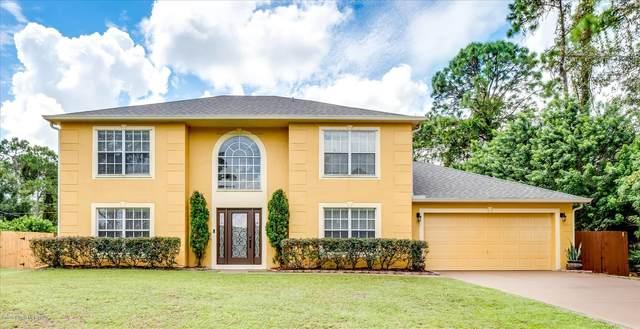 1412 Hayworth Circle NW, Palm Bay, FL 32907 (MLS #885867) :: Blue Marlin Real Estate