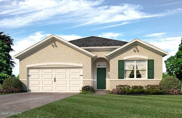 2731 Peralta Drive SE, Palm Bay, FL 32909 (MLS #885871) :: Blue Marlin Real Estate