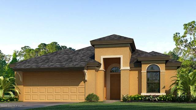 4477 Broomsedge Circle, West Melbourne, FL 32904 (MLS #885873) :: Blue Marlin Real Estate