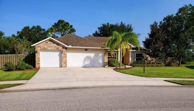 1940 Gloria Circle NE, Palm Bay, FL 32905 (MLS #885876) :: Armel Real Estate