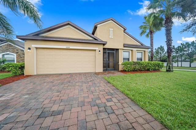 5004 Brilliance Circle, Cocoa, FL 32926 (MLS #885881) :: Blue Marlin Real Estate