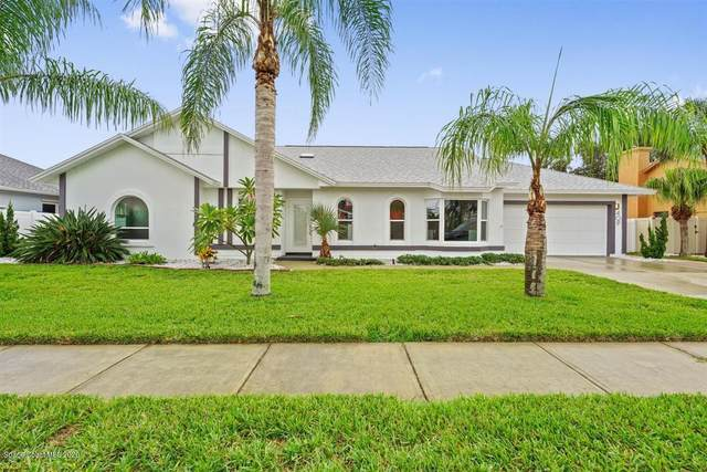 409 Lighthouse Landing Street, Satellite Beach, FL 32937 (MLS #885885) :: Engel & Voelkers Melbourne Central