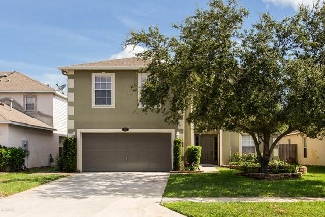 3092 Chica Circle, West Melbourne, FL 32904 (MLS #885887) :: Coldwell Banker Realty