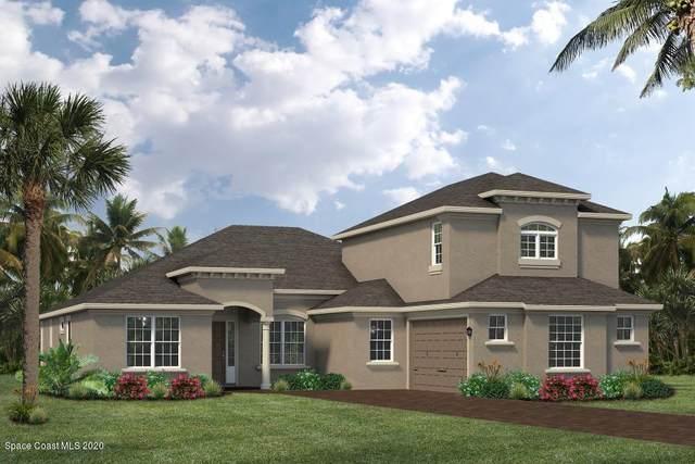 8240 Stonecrest Drive, Melbourne, FL 32940 (MLS #885892) :: Blue Marlin Real Estate