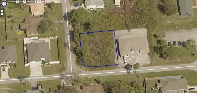0 Corner Consumer & Meadow Ave SE, Palm Bay, FL 32909 (MLS #885912) :: Premium Properties Real Estate Services
