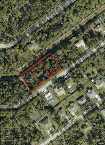 633-645 Tobias (3 Lots) Street SE, Palm Bay, FL 32909 (MLS #885926) :: Blue Marlin Real Estate
