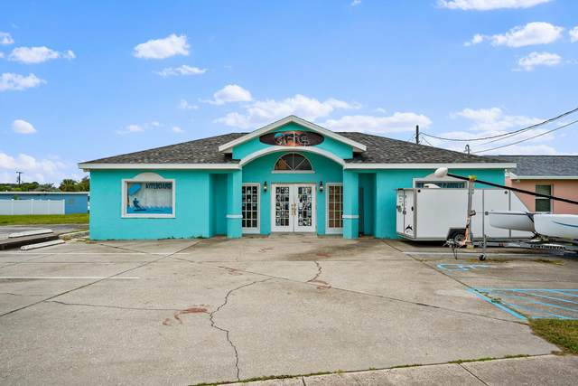 350 N Atlantic Avenue N, Cocoa Beach, FL 32931 (MLS #885937) :: Coldwell Banker Realty
