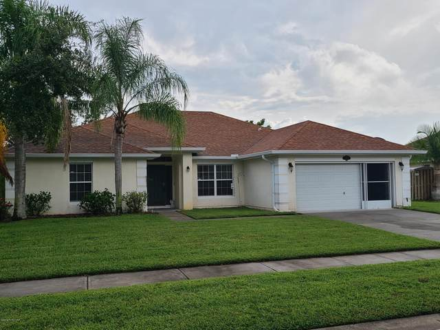 1085 Kingfisher Way, Rockledge, FL 32955 (MLS #885943) :: Coldwell Banker Realty