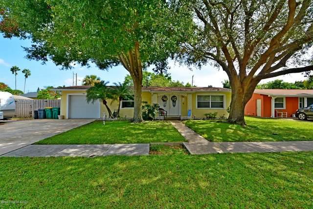 410 Allen Drive, Merritt Island, FL 32952 (MLS #885962) :: Coldwell Banker Realty