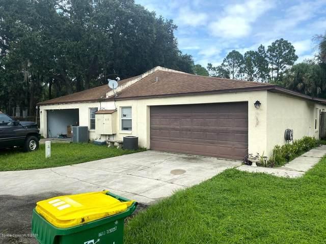 333 & 335 Sun Dial Court, Cocoa, FL 32926 (MLS #885983) :: Premium Properties Real Estate Services