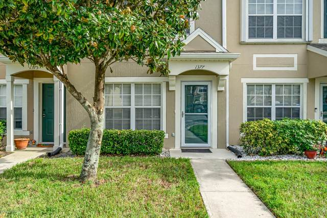 1377 Hampton Park Lane, Melbourne, FL 32940 (MLS #885998) :: Blue Marlin Real Estate