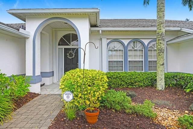 1511 Cypress Trace Drive, Melbourne, FL 32940 (MLS #886006) :: Engel & Voelkers Melbourne Central