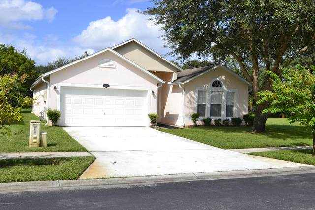 1299 Macon Drive, Titusville, FL 32780 (MLS #886022) :: Premium Properties Real Estate Services