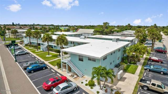 7605 Ridgewood Avenue 16-1, Cape Canaveral, FL 32920 (MLS #886031) :: Premium Properties Real Estate Services