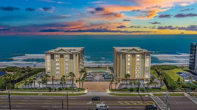 1085 Highway A1a #1502, Satellite Beach, FL 32937 (MLS #886053) :: Engel & Voelkers Melbourne Central