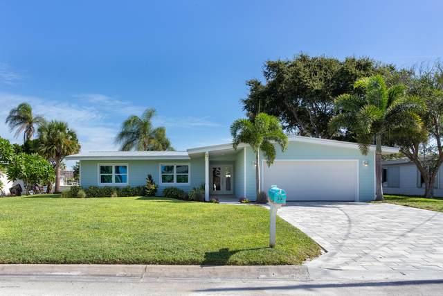 10 Azalea Drive, Cocoa Beach, FL 32931 (MLS #886063) :: Blue Marlin Real Estate