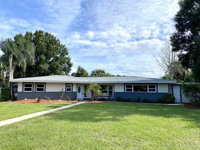 305 Hibiscus Boulevard, Merritt Island, FL 32952 (MLS #886065) :: Blue Marlin Real Estate