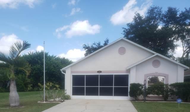2117 NE Redwood Circle NE, Palm Bay, FL 32905 (MLS #886097) :: Engel & Voelkers Melbourne Central