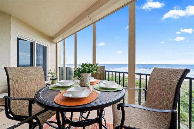 6191 Messina Lane #305, Cocoa Beach, FL 32931 (MLS #886119) :: Premium Properties Real Estate Services