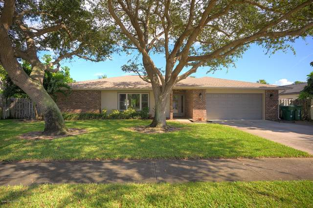 632 N Hedgecock Square S, Satellite Beach, FL 32937 (MLS #886133) :: Blue Marlin Real Estate