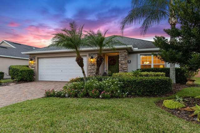 3152 Grayson Drive, Melbourne, FL 32940 (MLS #886140) :: Blue Marlin Real Estate