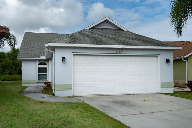 2346 Early Dawn Circle, Melbourne, FL 32935 (MLS #886149) :: Engel & Voelkers Melbourne Central