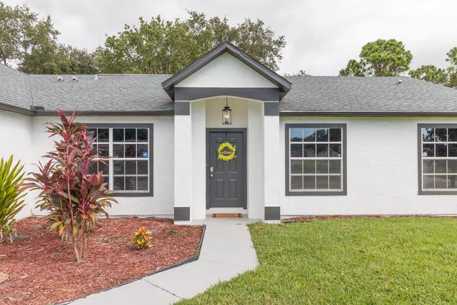 779 Parsons Circle SE, Palm Bay, FL 32909 (MLS #886162) :: Premier Home Experts