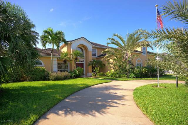 131 Indigo Cove Place, Melbourne Beach, FL 32951 (MLS #886164) :: Coldwell Banker Realty