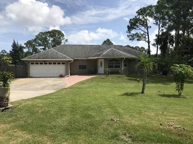 881 Gena Road SW, Palm Bay, FL 32908 (MLS #886192) :: Blue Marlin Real Estate