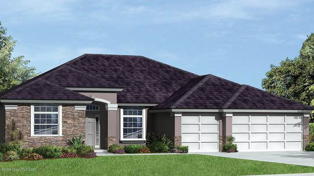 624 Gleneagles Drive SE, Palm Bay, FL 32909 (MLS #886195) :: Engel & Voelkers Melbourne Central