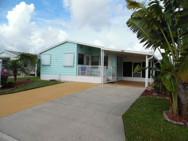 719 Lark Drive, Barefoot Bay, FL 32976 (MLS #886201) :: Premium Properties Real Estate Services