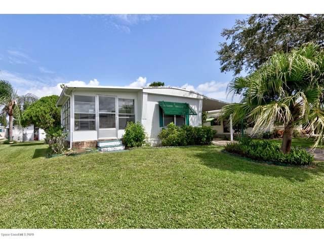 1008 Thrush Circle, Barefoot Bay, FL 32976 (MLS #886225) :: Premium Properties Real Estate Services